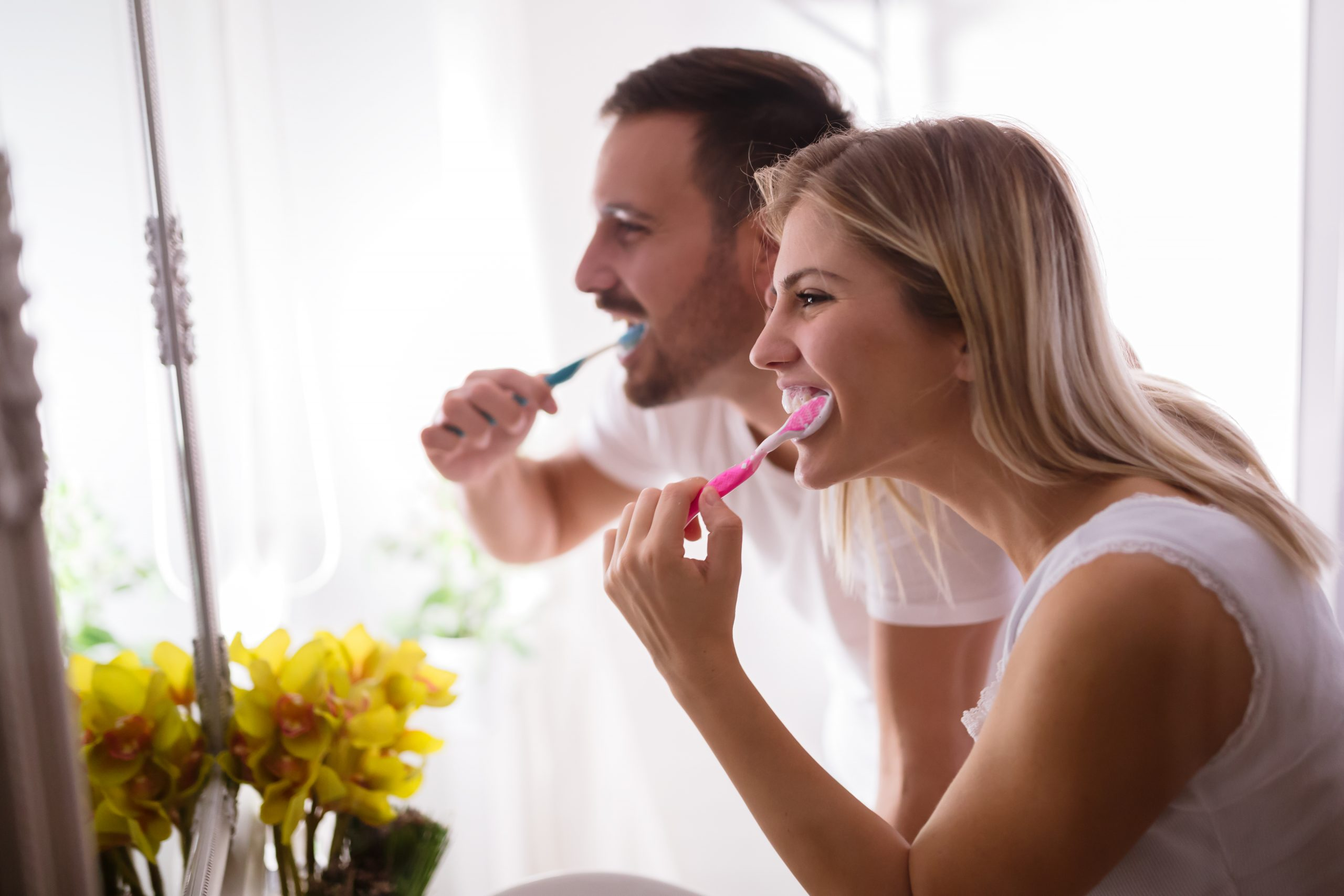 Dentist in Newnan | Are You Brushing Your Teeth Properly?